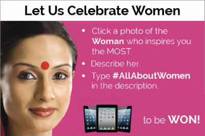 The 3 Best Entries of #AllAboutWomen Initiative Are…