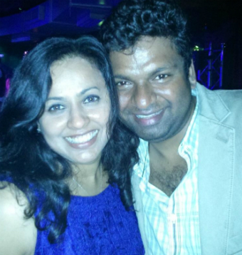 Happily Married: Chandan and Neetasha