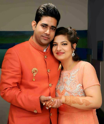 Perfect Match: Sushank and Neha