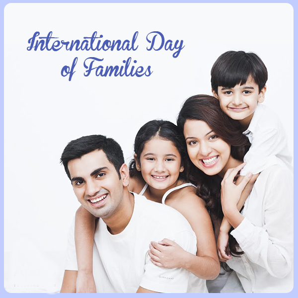 It's International Family Day!