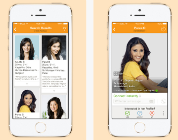 The Shaadi.com iOS App Gets a Brand New Look