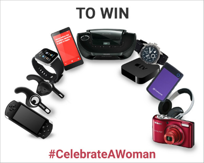 10 Best Entries for #CelebrateAWoman Initiative Are…