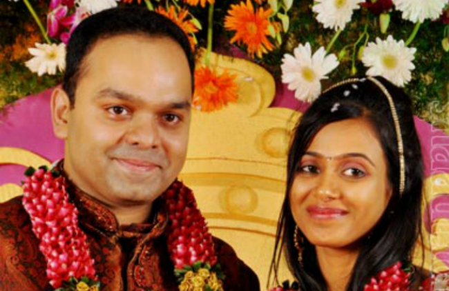 It's a Match: Shyam and Pratiksha