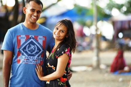 Perfect Match: Sapna & Vinay