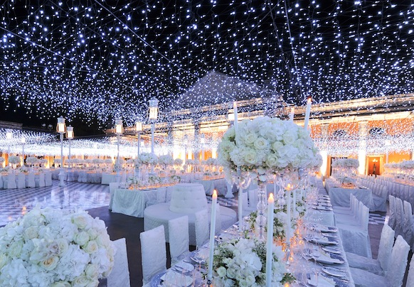 5 unique wedding themes shaadi blog this immediately would transport us back to a magical clear night sky with hundreds of stars twinkling down at us the starry night theme involves junglespirit Images