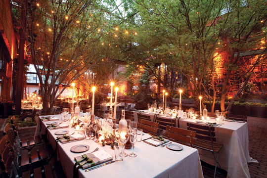 5 unique wedding themes blog for Unique hotels nyc