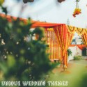 5 Unique Wedding Themes
