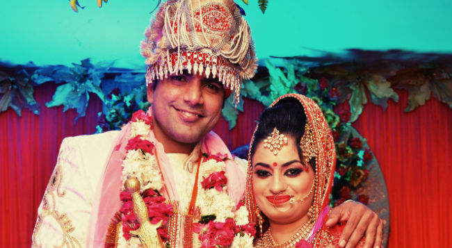 Happily Married: Abhinav and Shaveta