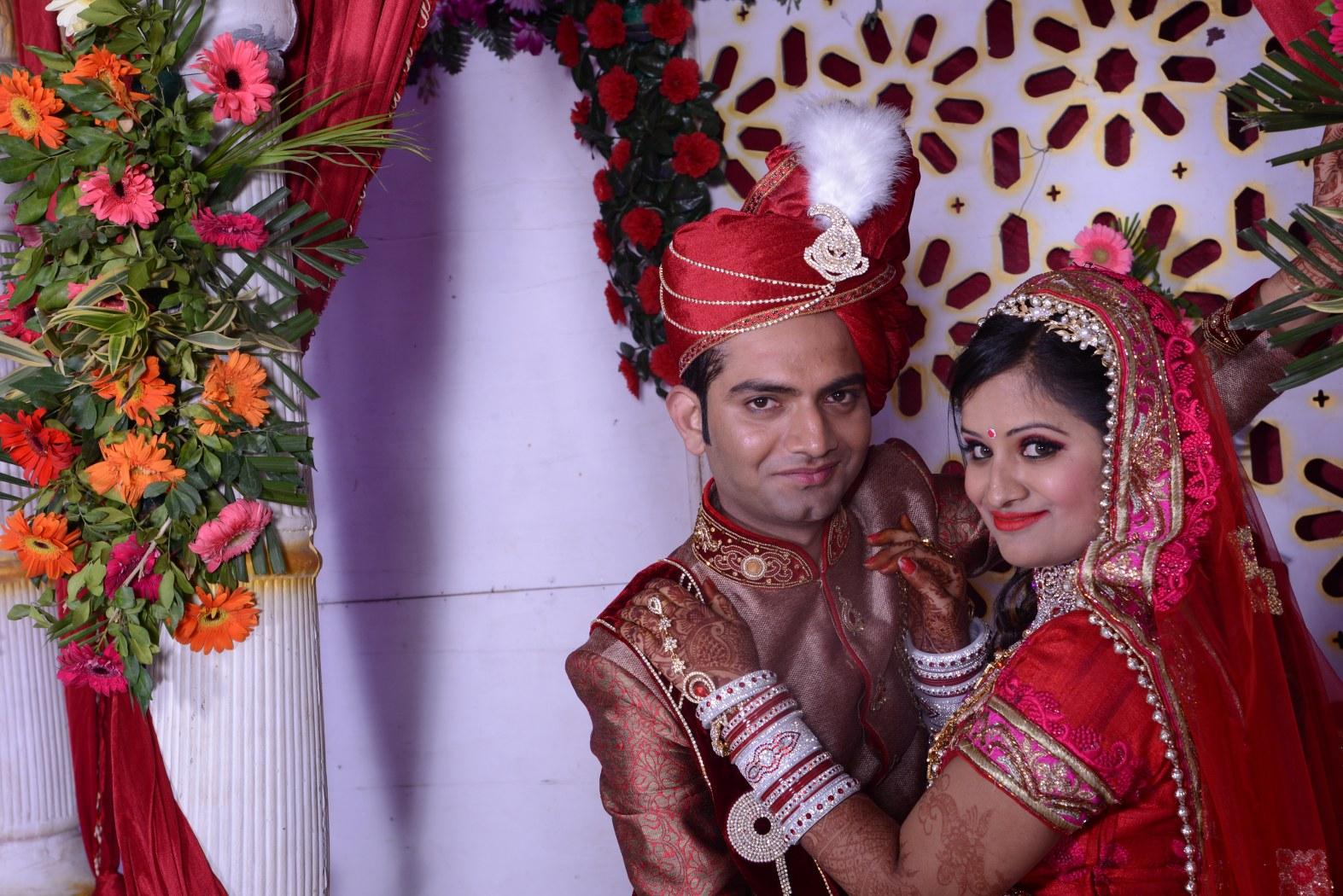 Mohit and Gunjan