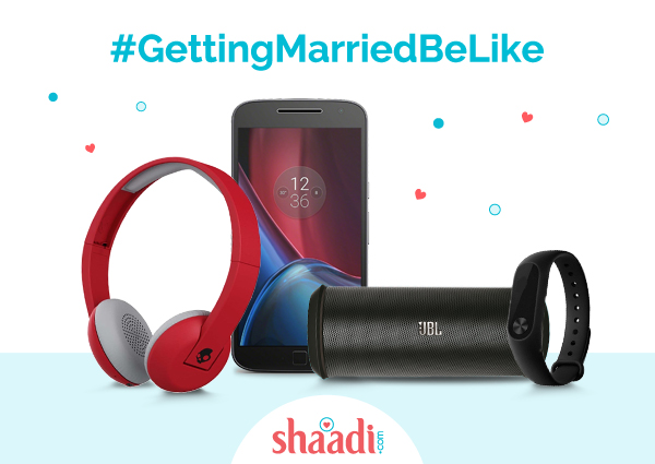 Winners of the #GettingMarriedBeLike Contest 2016 Are…