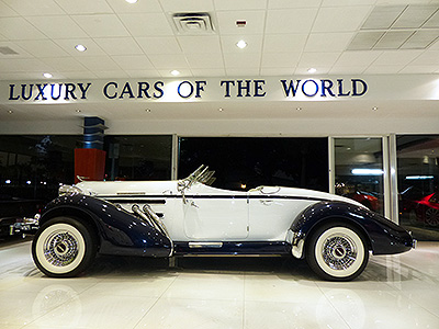 1935 Auburn 851 Speedster for sale