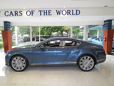 2013-Bentley-Continental-ST-Speed for sale