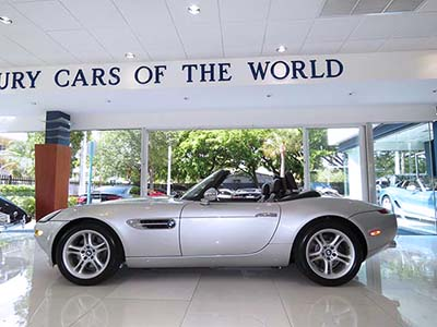 2003-BMW-Z8 for sale