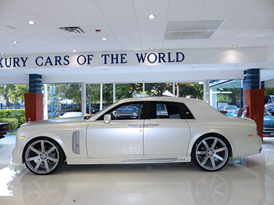 2009-Rolls-Royce-Phantom for sale