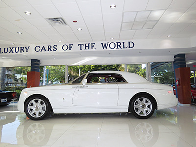 2009-Rolls-Royce-Phantom-Coupe for sale