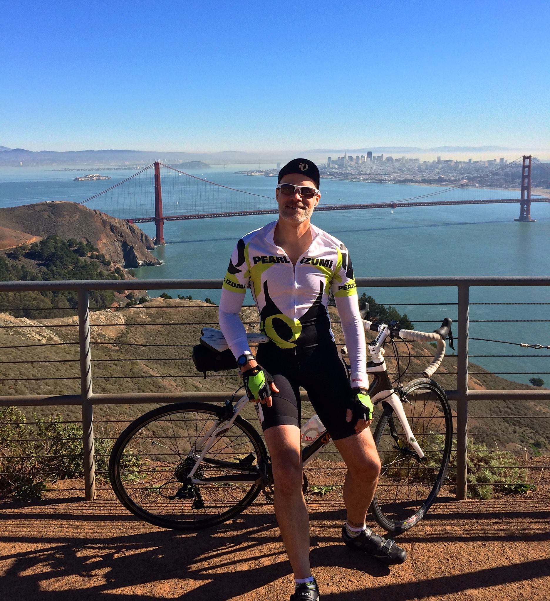 Parker Trewin/AIDSLifeCycle