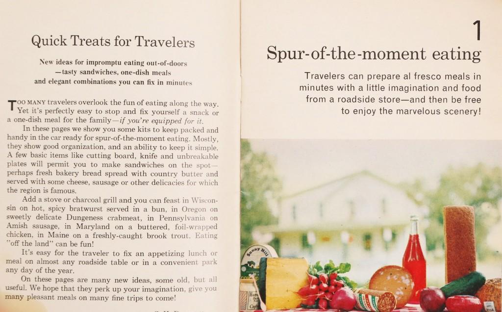 Traveler's Cookbook: 2