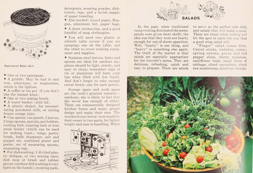 Traveler's Cookbook: 5