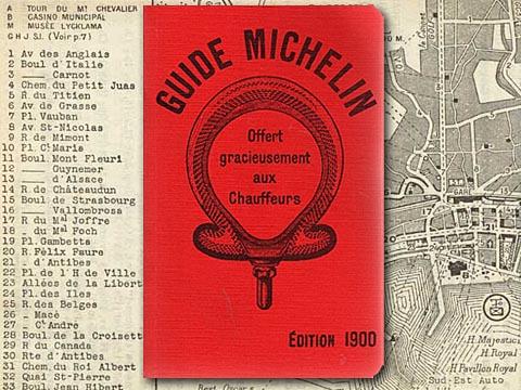 Premier Guide Restaurant Michelin