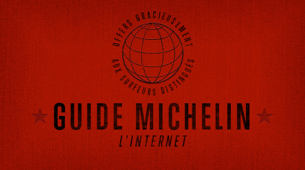Michelin Guide Content Marketing