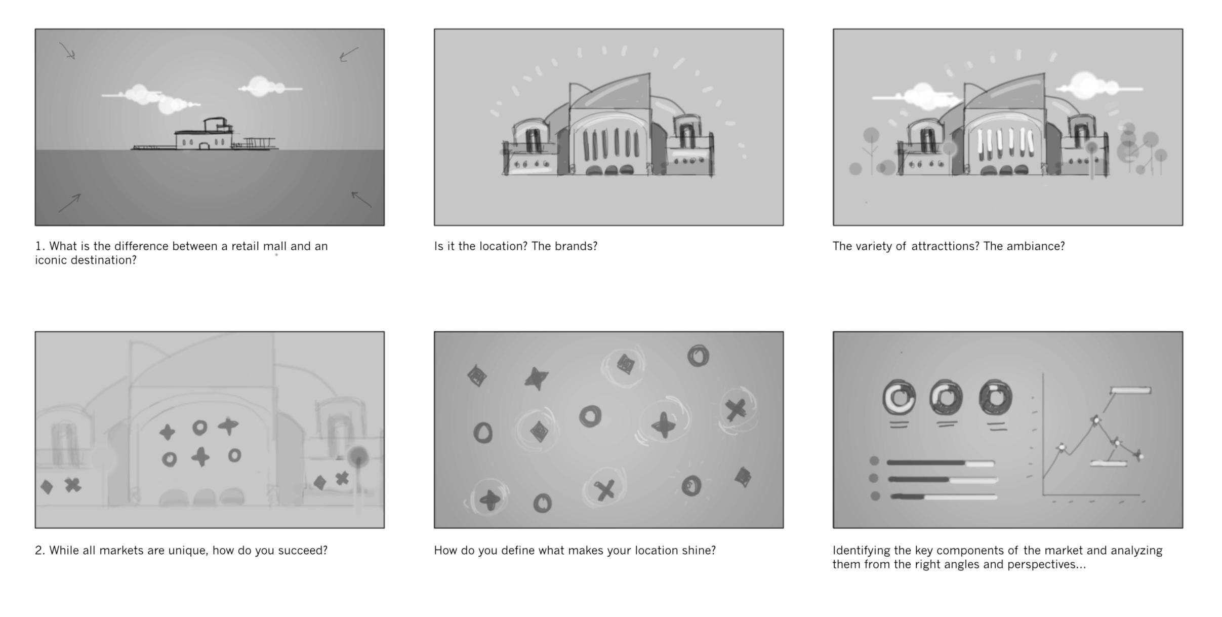 engaging motion graphics storyboard