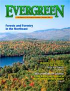 Cover of September 1998 Issue of Evergreen Magazine