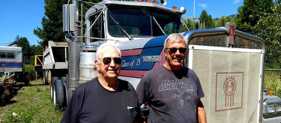 Wes and Jim Olson