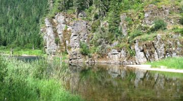 North Fork of the Coeur d'Alene River