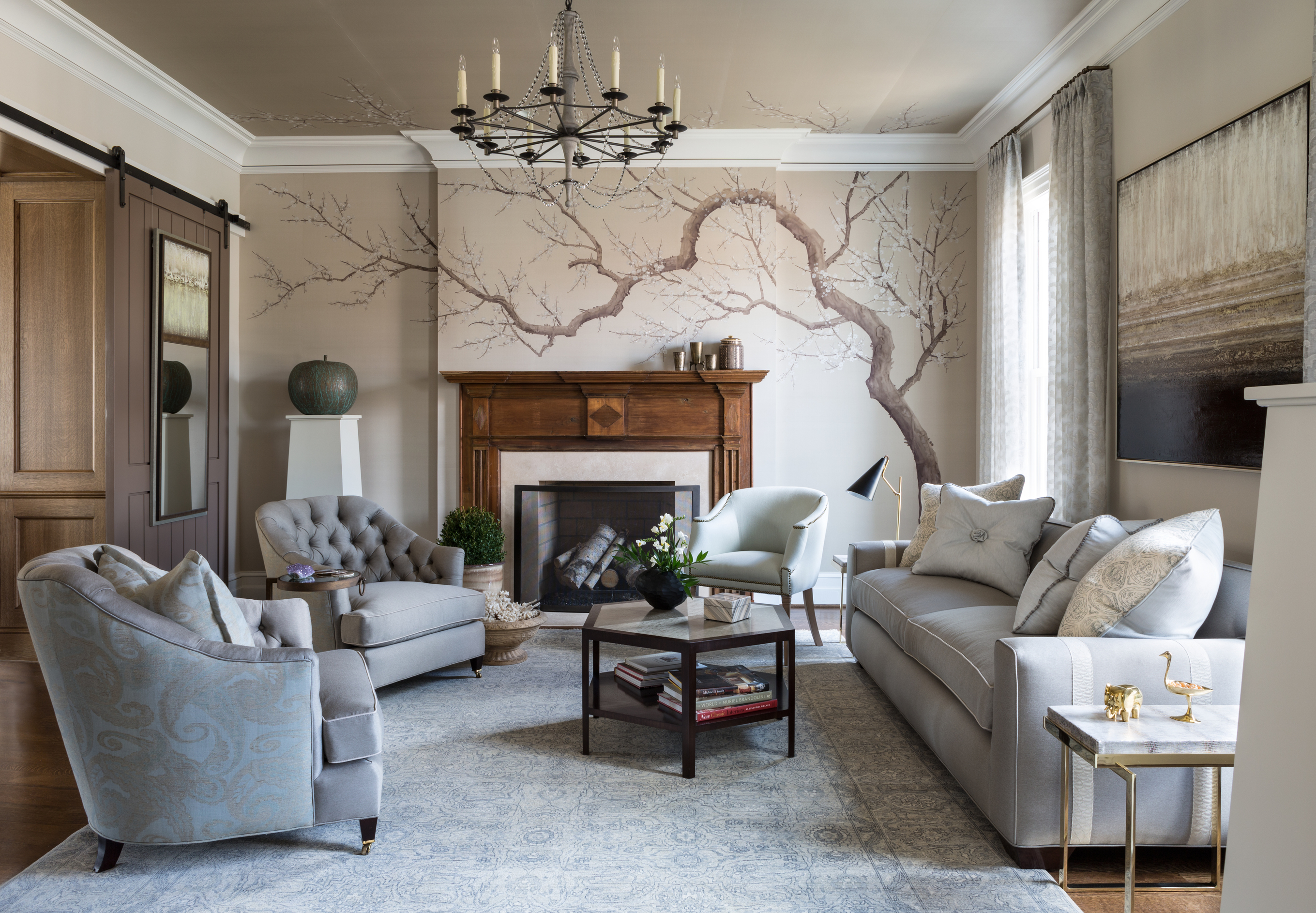 Vote for your favorite space in the DC Design House The