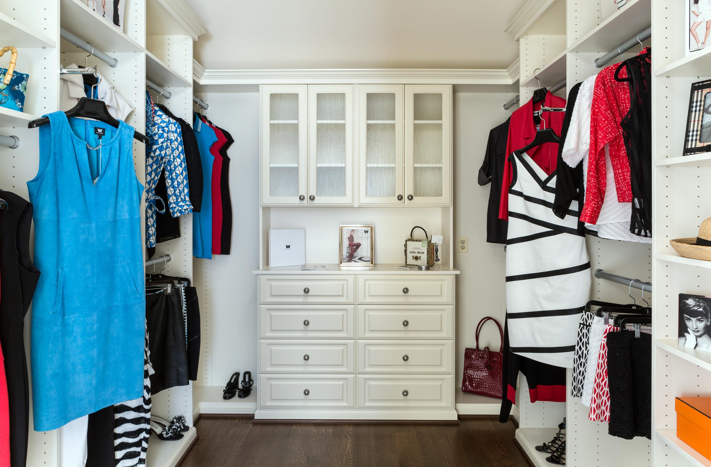 Master Bedroom Closets By David Chin Of Design