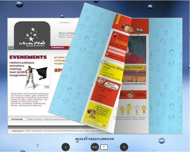 Ebook flip download free jquery page