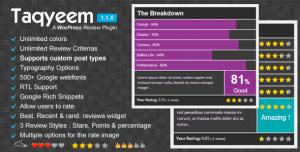 review plugin