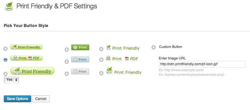 Print Friendly Pdf Wordpress Plugin