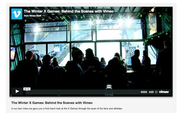 Vimeo Boilerplate Free Download