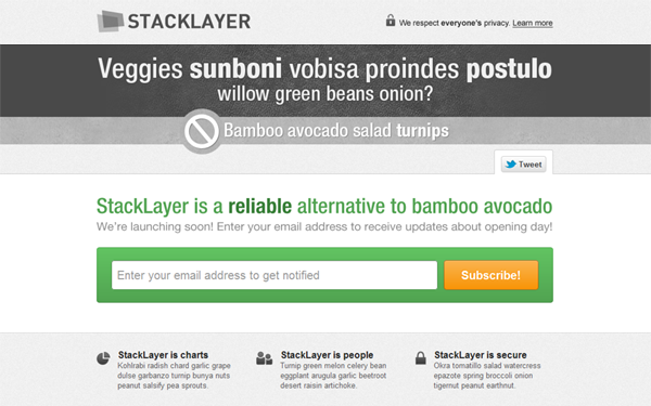 StackLayer – Landing Page Free Download