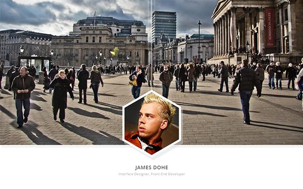Profile – Portfolio WordPress Theme Free Download