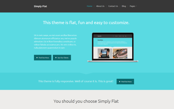 Simply Flat Free Download