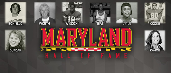 Maryland Announces Athletics HOF Class of 2014