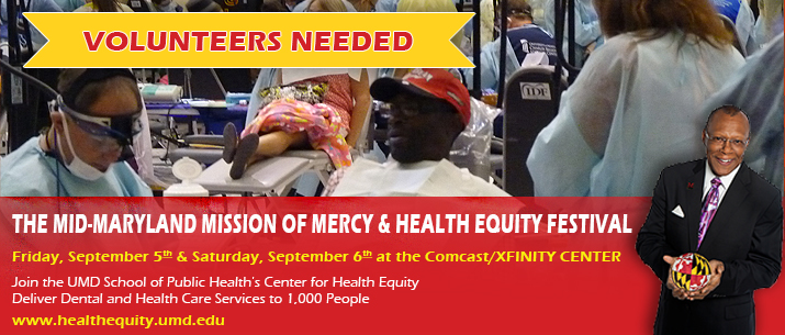 Mid-Maryland Mission of Mercy (MOM) &Health Equity Festival