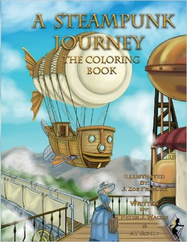 Steampunk journey