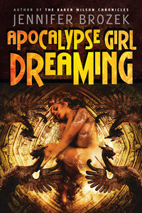 Apocalypse girl dreaming cover