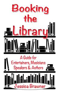 Booking the library cover for kindle