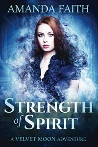 Strength of spirit cover for kindle