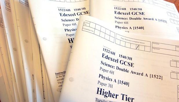 GCSE Paper Writing