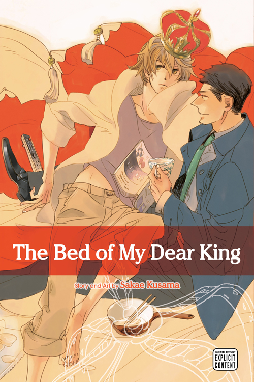 The Bed of My Dear King Vol. : The Bed of My Dear King