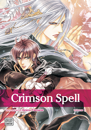 Crimson Spell Vol. 1: Crimson Spell V1