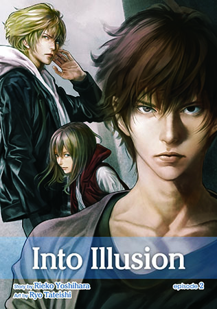 Into Illusion Episode 2 (Novel and Manga)
