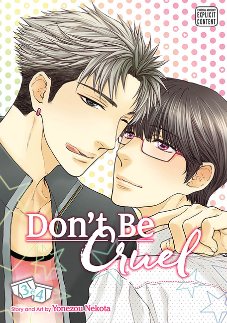 Don't Be Cruel Vol. 2: Don't Be Cruel 2-in-1 Edition V2 (Includes V3 & V4)