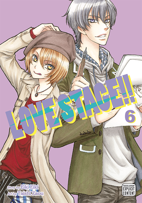 Love Stage!! Vol. 6: Love Stage!! V6