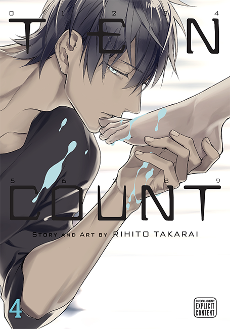 Ten Count Vol. 4: Ten Count V4